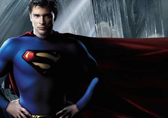 Tom Welling Supergirl