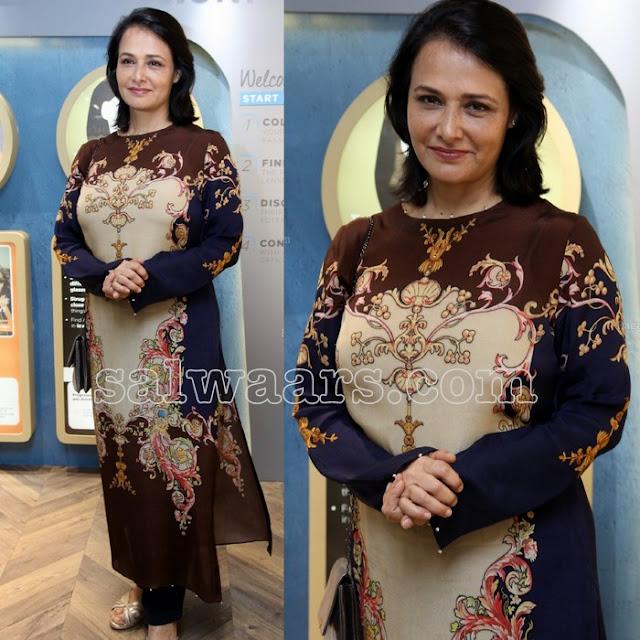 Amala Printed Salwar