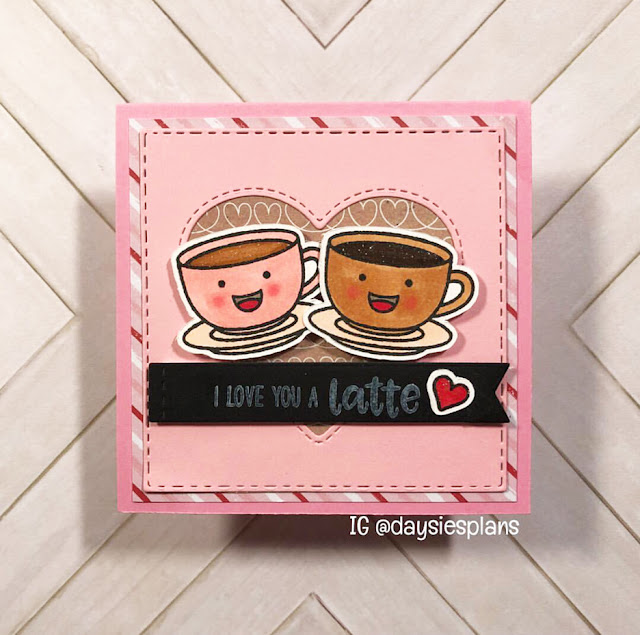 Sunny Studio Stamps: Breakfast Puns Customer Card Share by Kathleen