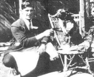 Bluey, le plus vieux chien du monde