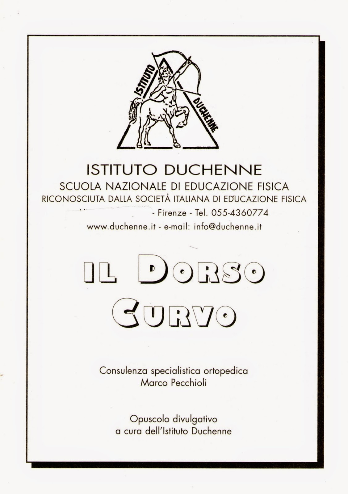 Favoloso De Arte Gymnastica: DORSO CURVO ES65