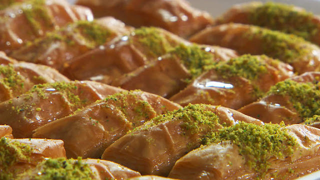 style pistachio baklava is named after the city of Gaziantep in southeast Turkey for which Antep-style pistachio baklava recipe