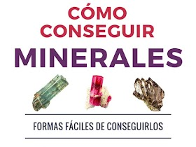 Como conseguir minerales Infografia