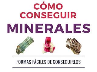 como conseguir minerales gratis - foro de minerales