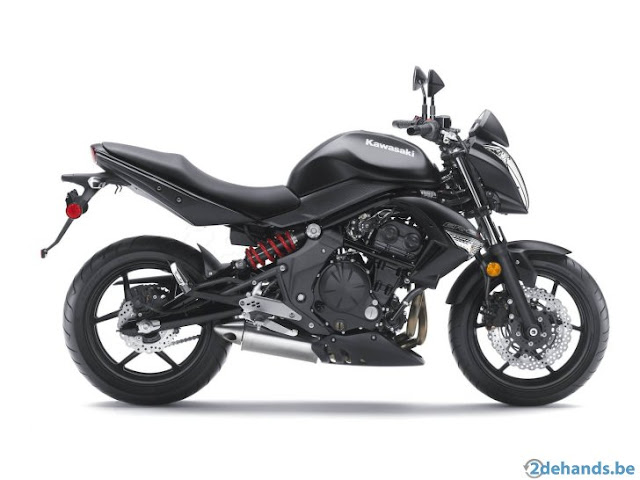 Price Kawasaki Ninja ER - Full Specifications and Reviews - Modern Moto Magazine