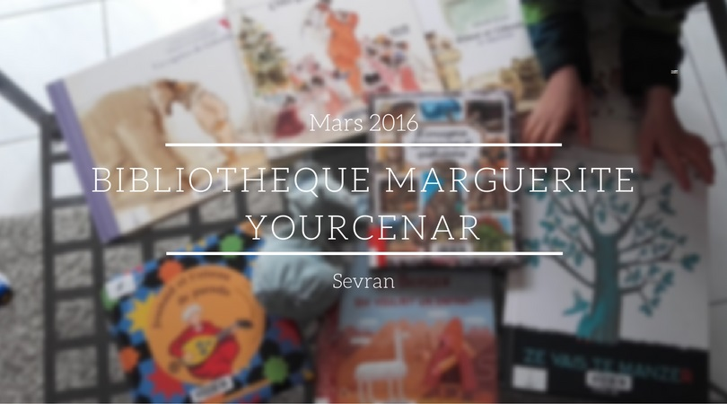 Bibliothèque Marguerite Yourcenar à Sevran