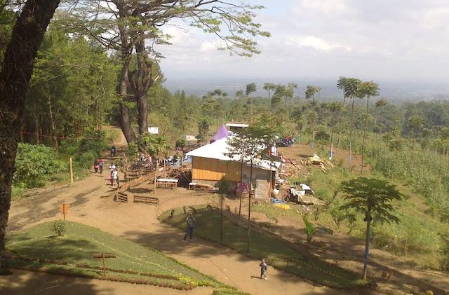 Tempat Wisata Rumah Pohon Kampung Enam Wajak Malang