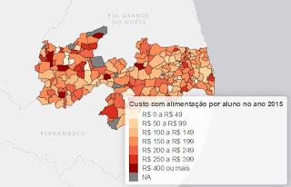 Site sobre gastos públicos nos municípios já está disponível.