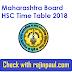 HSC Time Table 2018 Maharashtra Board | Date Sheet PDF Arts, Science, Commerce