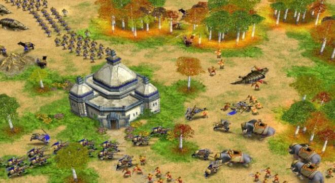 Age of Mythology: The Titans Screenshot 1