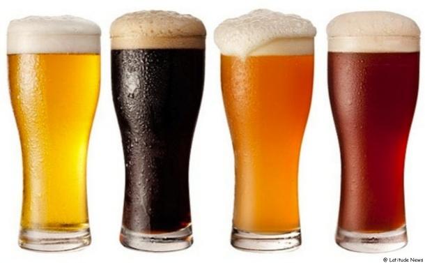a água influencia nas características das cervejas