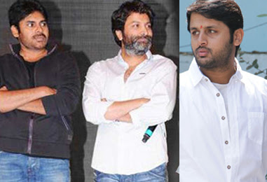Power Star Pawan Kalyan is the Chief Guest for Trivikram's A..Aa Audio