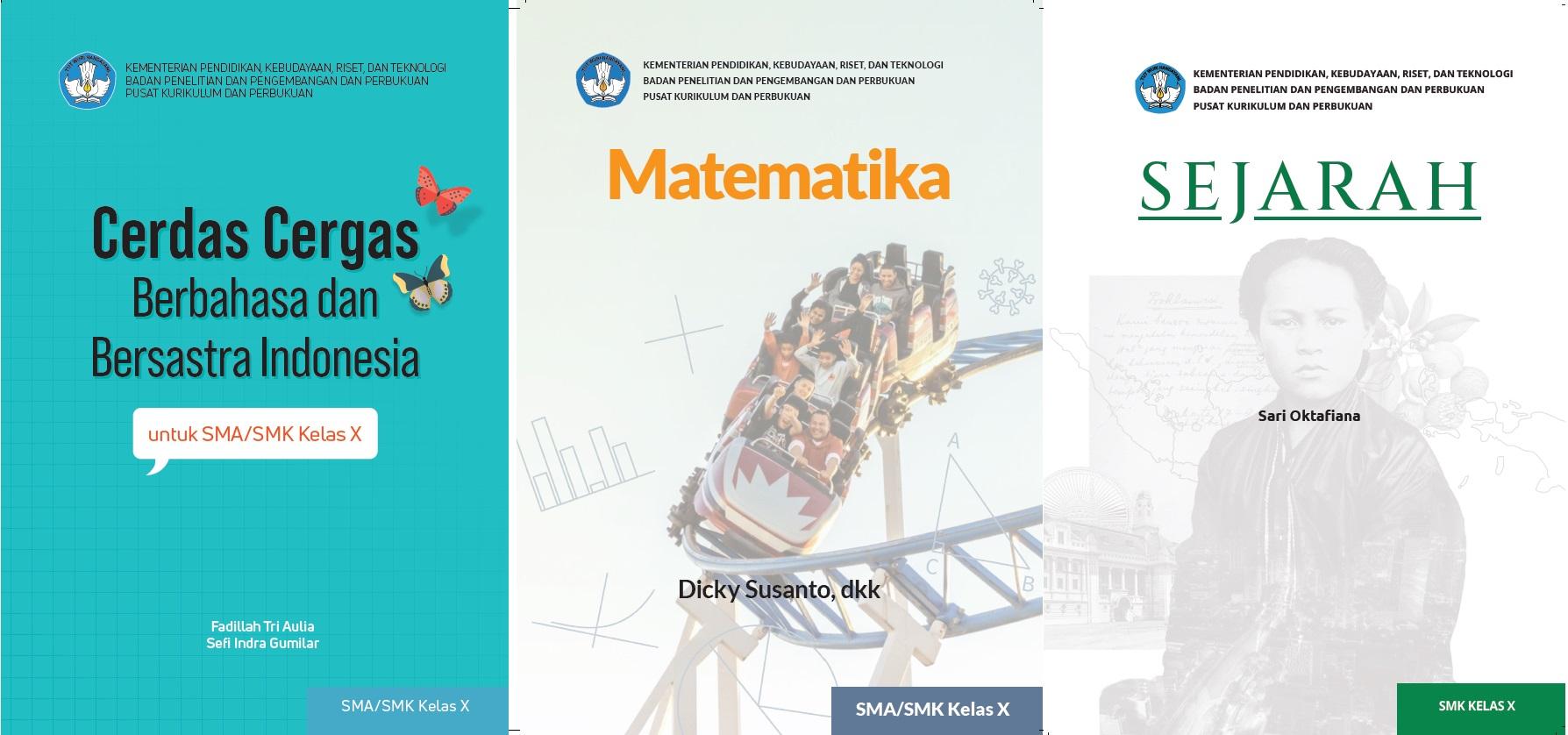 Download Buku Guru dan Buku Siswa Satuan Pendidikan Sekolah Menengah Kejuruan (SMK) Kelas X (Sepuluh) Sekolah Penggerak