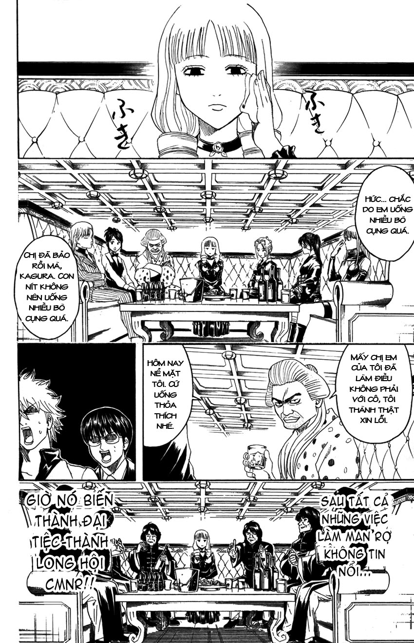Gintama Chap 364 page 7 - Truyentranhaz.net