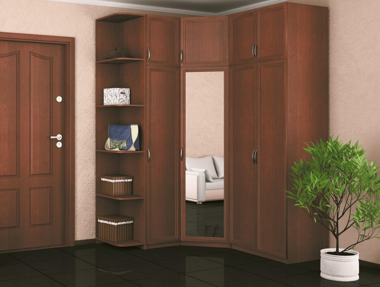 40 Best Custom Corner Wardrobe Cabinets Designs Ideas ...
