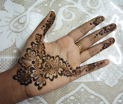 Mehndi Designs For Hands Drawings Arm 2014 Simple For ...