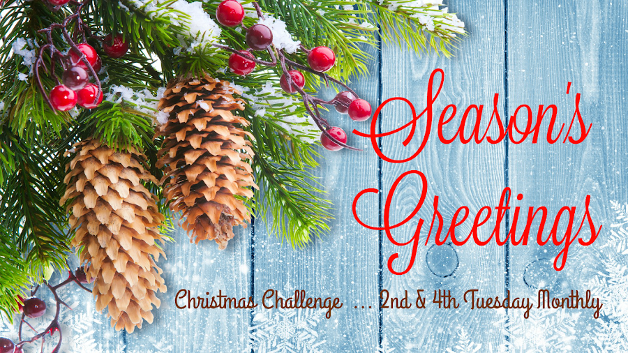 Seasons Greetings Challenge Blog