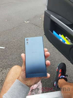 Sony's next flagship , Xperia F8331 leaked in full glory