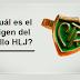 ¿De dónde vino el anillo HLJ?