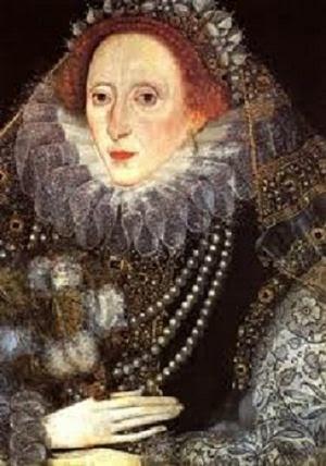 Елизавета I - страсть к жемчугу