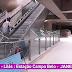 Obras da estação Campo Belo da Linha 5-Lilás do Metrô terminam até abril