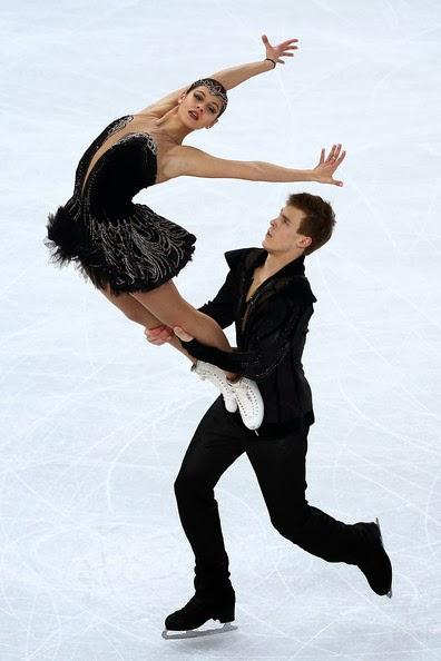 Ice Style Sochi 2014 Olympics Ice Dance Costumes