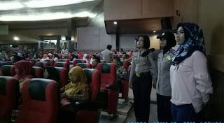 Polres Muba Amankan Grand Final Pemilihan Kuyung Kupek
