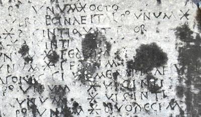 Αρχαίος τιμοκατάλογος βρέθηκε στη Στρατονίκεια, την πόλη της Μικράς Ασίας