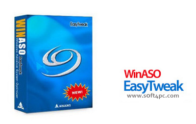 WinASO EasyTweak 3.1.2 + Crack