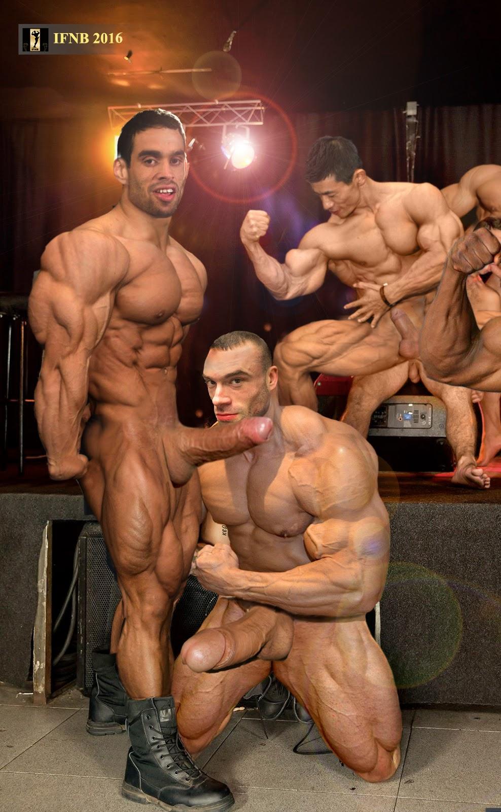 muscle gay cocks