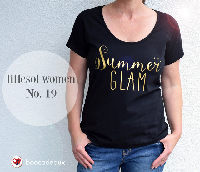 lillesol women No. 19 - Raglanshirt - Summer Glam