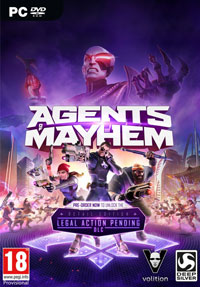 Descargar Agents of Mayhem pc full español por mega y google drive.
