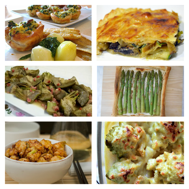 Ideas para preparar ricos aperitivos cocina - Comidas saludables y faciles de preparar ...