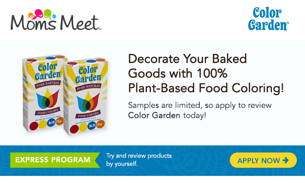 Coupons And Freebies: Free Color Garden 100% Plant Based Food ...