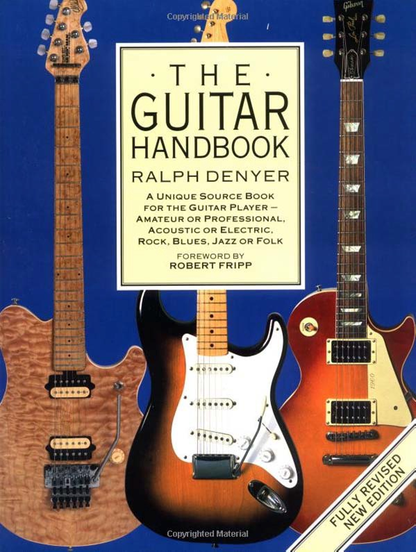 The Guitar Handbook Ralph Denyer