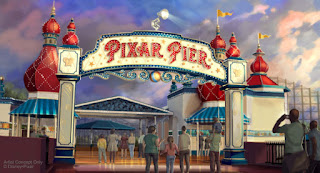 Pixar Pier Sneak Preview will set you back $300
