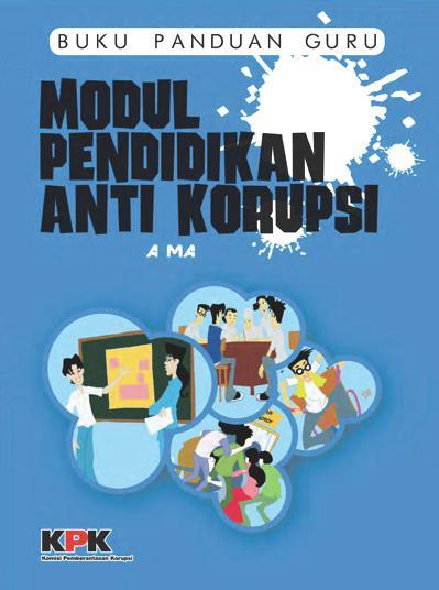 Download Buku Pendidikan Anti Korupsi