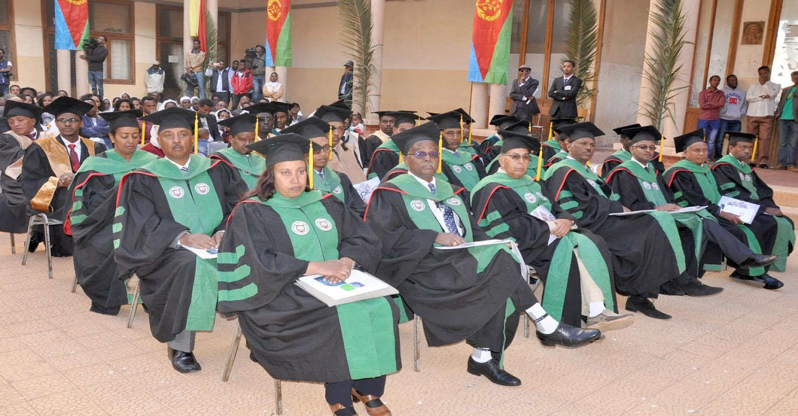 <Education and Human Resources Development in Eritrea Part I I &amp; Final