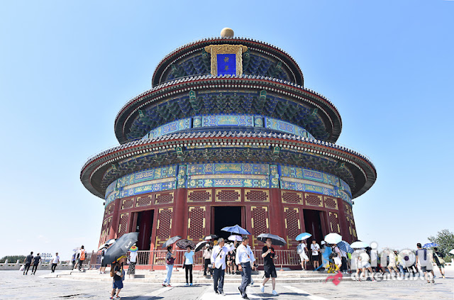 TEMPLE OF HEAVEN Beijing Tourist Spots