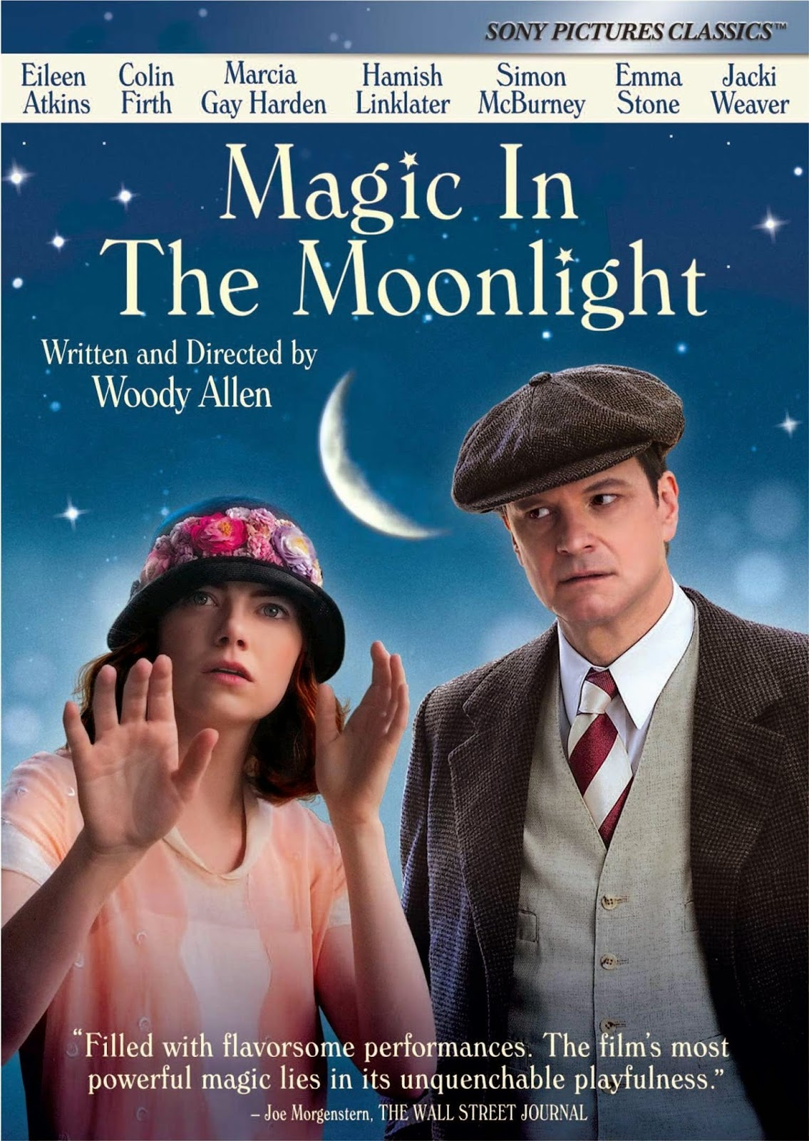 Magic In The Moonlight (2014)  ταινιες online seires oipeirates greek subs