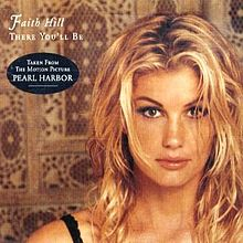 There You'll Be Faith Hill