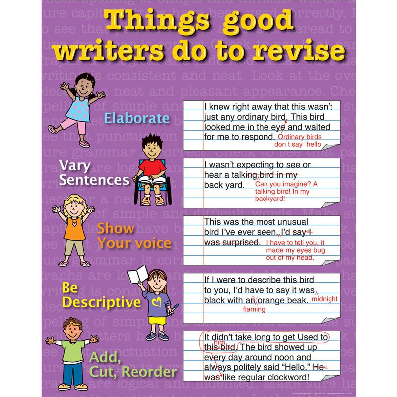 how to be a good writer pdf
