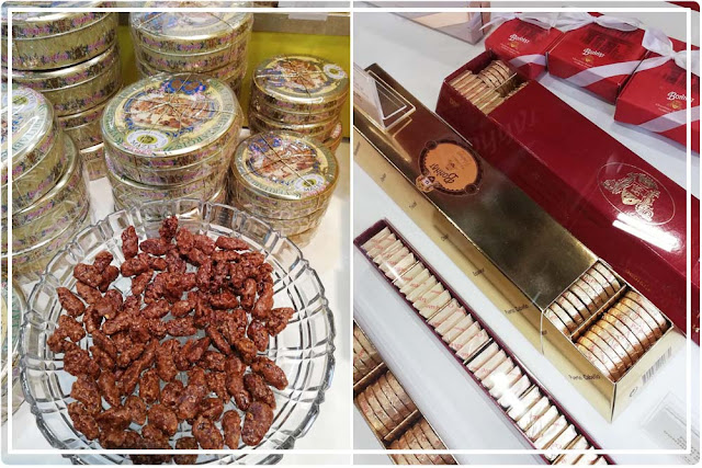 Prasline de Mazet confiseur et Bonnat chocolat au salon u chocolat