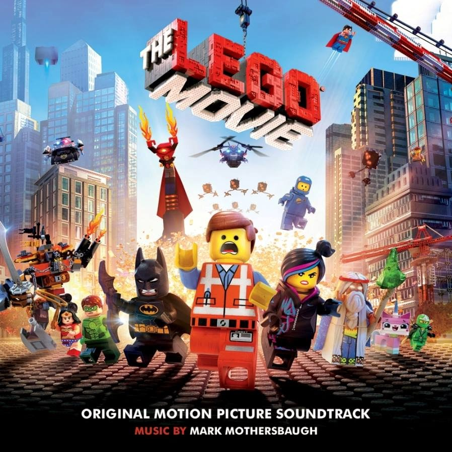 the lego movie soundtracks