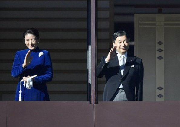 Crown Princess Masako, Crown Prince Naruhito
