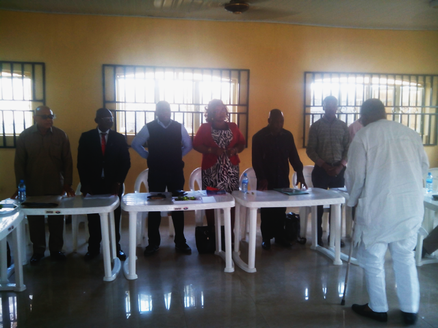 bREAKING NEWS    New Exco in NITP Imo State Chapter, sworn in