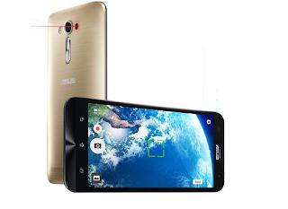 Cara Root Asus Zenfone 2 Laser ZE500KG
