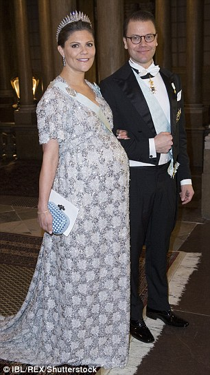 Princess Madeleine Baby Bump