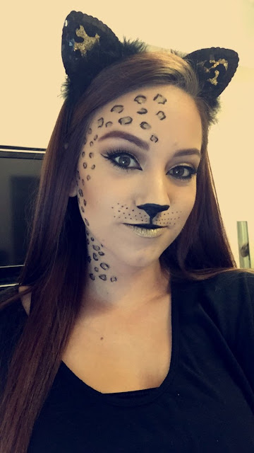 easy funny cat makeup for kids and adults images