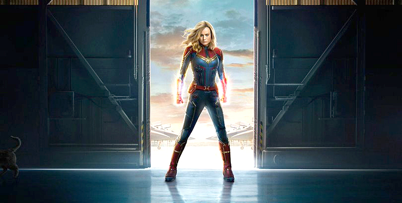 Captain Marvel Movie in Hindi Download and watch online